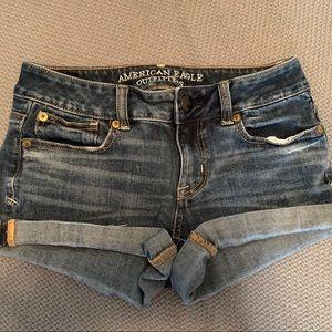 American Eagle shorts (size 0)